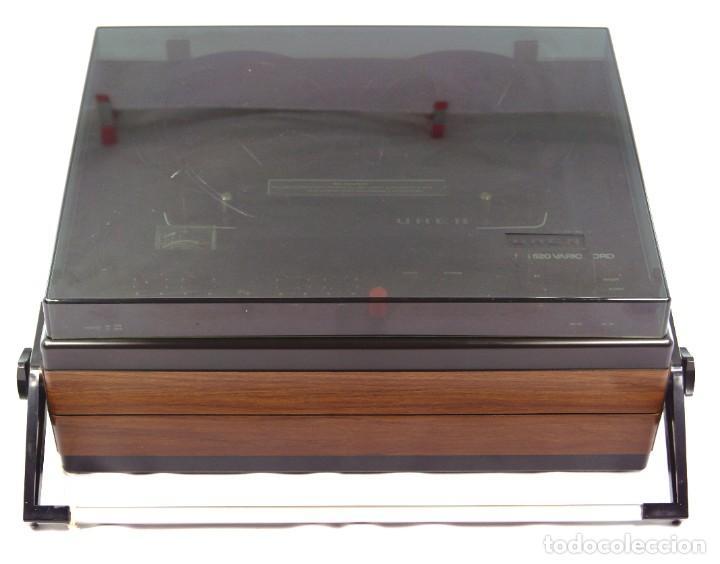 MAGNETÓFONO UHER SG 520 VARIOCORD SERIE 2801-14636 AÑO 1970/72- GRABA BIEN (Radios, Gramófonos, Grabadoras y Otros - Fonógrafos y Grabadoras de Válvulas)