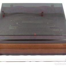Fonógrafos y grabadoras de válvulas: MAGNETÓFONO UHER SG 520 VARIOCORD SERIE 2801-14636 AÑO 1970/72- GRABA BIEN. Lote 264069615