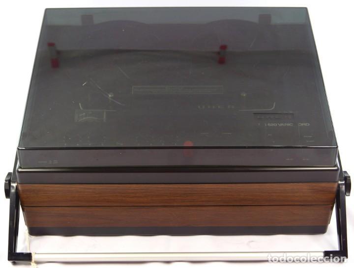 Fonógrafos y grabadoras de válvulas: MAGNETÓFONO UHER SG 520 VARIOCORD Serie 2801-14636 Año 1970/72- GRABA BIEN - Foto 2 - 264069615