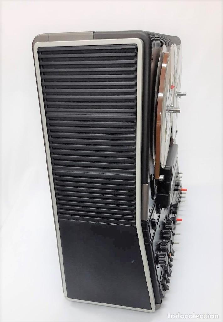Fonógrafos y grabadoras de válvulas: PHILIPS N4506/00 3 MOTORES - GRABA BIEN, VER VÍDEOS ADJUNTOS - Serie WR: 05739033258 - Foto 10 - 264536829