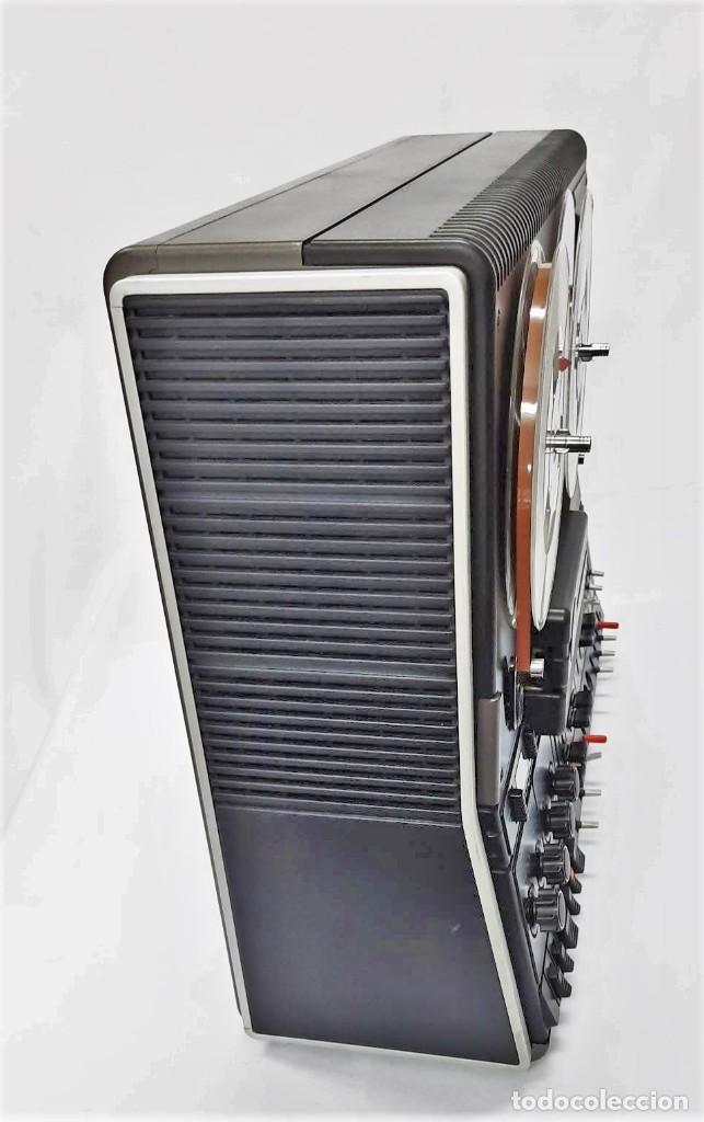 Fonógrafos y grabadoras de válvulas: PHILIPS N4506/00 3 MOTORES - GRABA BIEN, VER VÍDEOS ADJUNTOS - Serie WR: 05739033258 - Foto 11 - 264536829