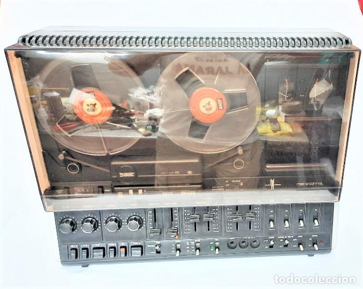 PHILIPS N4515/00 3 MOTORES GRABA BIEN, VER VÍDEOS ADJUNTOS - SERIE WR: 02908018873 (Radios, Gramófonos, Grabadoras y Otros - Fonógrafos y Grabadoras de Válvulas)