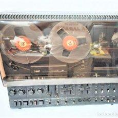 Fonógrafos y grabadoras de válvulas: PHILIPS N4515/00 3 MOTORES GRABA BIEN, VER VÍDEOS ADJUNTOS - SERIE WR: 02908018873. Lote 264538294