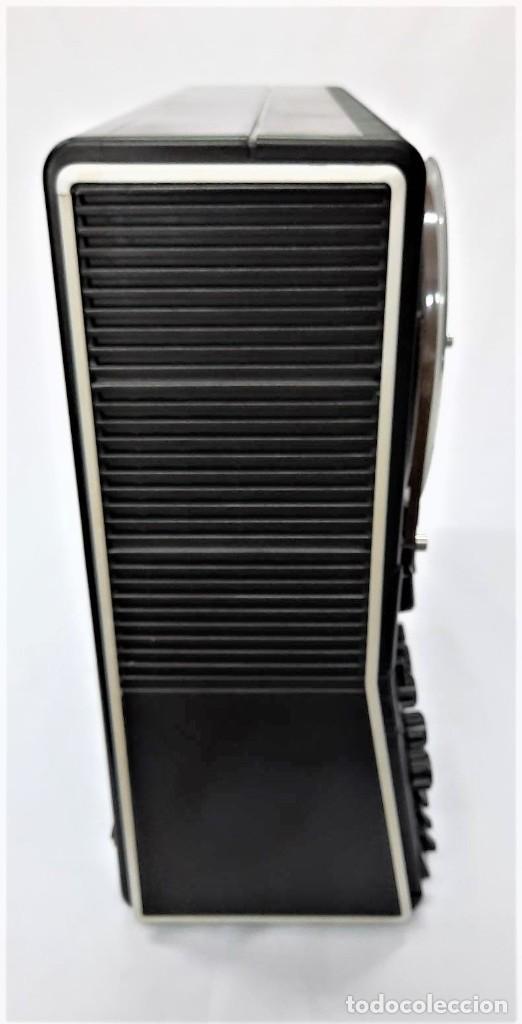 Fonógrafos y grabadoras de válvulas: PHILIPS N4515/00 3 Motores GRABA BIEN, VER VÍDEOS ADJUNTOS - Serie WR: 02908018873 - Foto 8 - 264538294