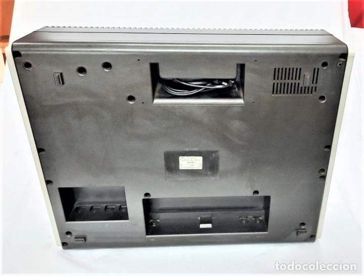Fonógrafos y grabadoras de válvulas: PHILIPS N4515/00 3 Motores GRABA BIEN, VER VÍDEOS ADJUNTOS - Serie WR: 02908018873 - Foto 9 - 264538294