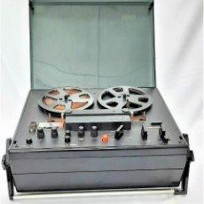 Fonógrafos y grabadoras de válvulas: MAGNETÓFONO DE BOBINA ABIERTA MARCA UHER VARIOCOR SG 560 - SERIE 05588 - VER VÍDEOS. Lote 264958274