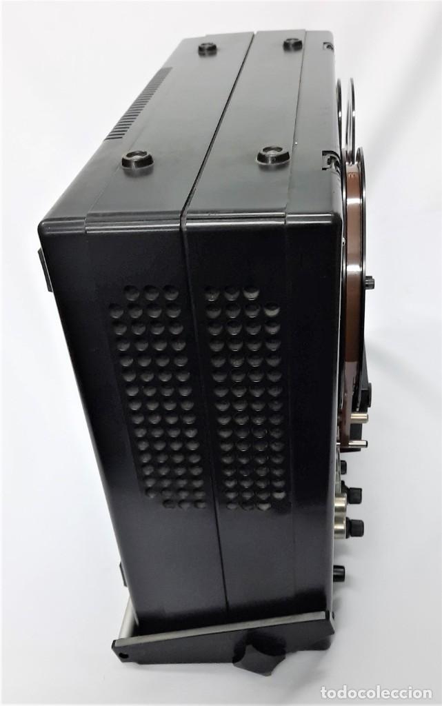 Fonógrafos y grabadoras de válvulas: Magnetófono de bobina abierta Marca UHER VARIOCOR SG 560 - Serie 05588 - VER VÍDEOS - Foto 3 - 264958274