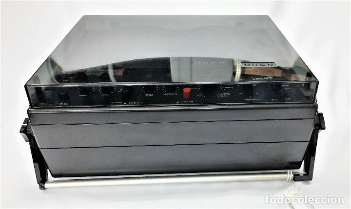 Fonógrafos y grabadoras de válvulas: Magnetófono de bobina abierta Marca UHER VARIOCOR SG 560 - Serie 05588 - VER VÍDEOS - Foto 8 - 264958274