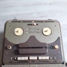 Fonógrafos y grabadoras de válvulas: MAGNETOFONO GRUNDIG TK820 3D. Lote 267188449
