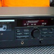 Fonógrafos y grabadoras de válvulas: PLETINA JVC TD-W216. Lote 268128519