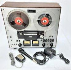 Fonógrafos y grabadoras de válvulas: AKAI GX 230D AUTO REVERSE - 110 V 60 HZ AMERICANO / CON ADAPTADOR DE CORRIENTE EUROPEO. Lote 268161409