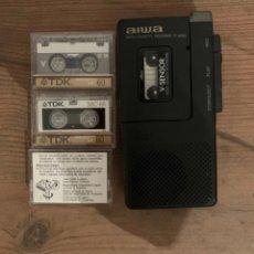 Fonógrafos y grabadoras de válvulas: GRABADORA AIWA TP-M200. Lote 270121428