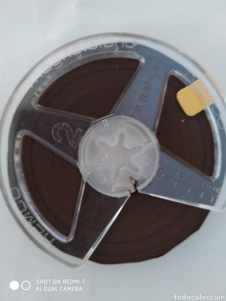 Fonógrafos y grabadoras de válvulas: Cinta Magnetofono Remco x2, usados - Foto 2 - 270519878