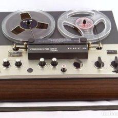Fonógrafos y grabadoras de válvulas: UHER VARIOCORD 263 STEREO MODELO 2800/20171 AÑO DE FABRICACIÓN 1968/69 -GRABA BIEN. Lote 271675918