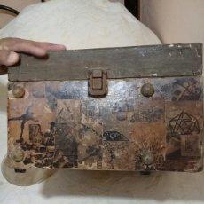 Fonógrafos y grabadoras de válvulas: GRAMÓFONO COLUMBIA MODELO 560. Lote 271719228