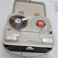 Fonógrafos y grabadoras de válvulas: MAGNETÓFONO DE BOBINA ABIERTA GRUNDIG TK 23 SERIE 59000 NUMERO PARA COLECCIONISTAS. Lote 271897003