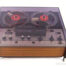 Fonógrafos y grabadoras de válvulas: UHER VARIOCORD 263 STEREO Nº DE SERIE MODELO 2800/104976 -GRABA BIEN. Lote 272281498