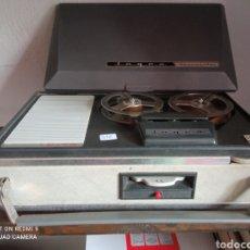 Fonógrafos y grabadoras de válvulas: MAGNETONO-GRABADORA DE CINTA VINTAGE. Lote 272317358