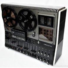 Fonógrafos y grabadoras de válvulas: PHILIPS N 4422/50 CON AMPLIFICADOR INCORPORADO DE FABRÍCA - SERIE. WR: 06921032787. Lote 274841678