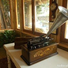 Fonografi e magnetofoni a valvole: FONÓGRAFO EDISON HOME MODELO B DE 1898. Lote 274849528
