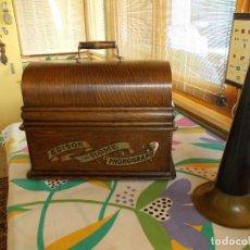 Fonógrafos y grabadoras de válvulas: FONÓGRAFO EDISON HOME DE 1906. Lote 284150908