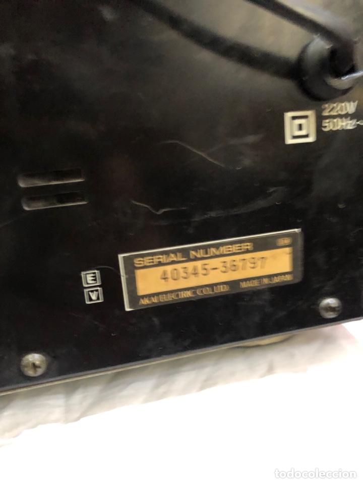 Fonógrafos y grabadoras de válvulas: AMPLIFICADOR INTEGRADO VINTAGE AKAI AM-32 - Foto 15 - 287557408