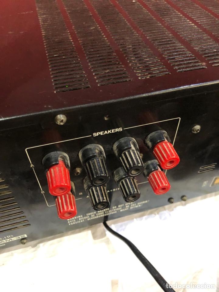 Fonógrafos y grabadoras de válvulas: AMPLIFICADOR INTEGRADO VINTAGE AKAI AM-32 - Foto 17 - 287557408
