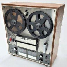 Fonógrafos y grabadoras de válvulas: TEAC A-2050 / SERIE 13447 - AÑO 1973 / 77 - GRABA MUY BIEN, VER VÍDEOS - FABRICACIÓN TOKYO -JAPON. Lote 288096808