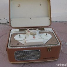 Fonógrafos y grabadoras de válvulas: ANTIGUO MAGNETOFONO PHILIPS. AÑOS 50.. Lote 288378063