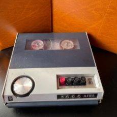Fonógrafos y grabadoras de válvulas: GRABADORA MAGNETÓFONO AIWA. Lote 288931888