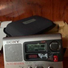 Fonógrafos y grabadoras de válvulas: REPRODUCTOR Y GRABADOR CASIO TCM 80 X. Lote 289206433