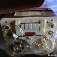Fonógrafos y grabadoras de válvulas: MAGNETOFÓN RADIONET. Lote 296600158