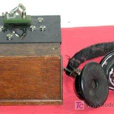 Radios de galena: RADIO DE GALENA. Lote 12085264