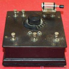 Radios de galena: RADIO DE GALENA. Lote 11610598