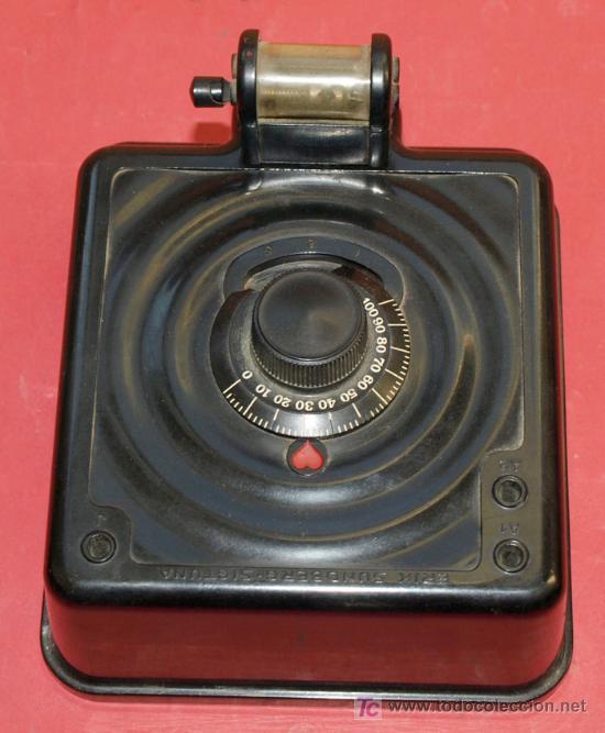 RADIO GALENA - AS DE CORAZONES - DEL AÑO 1928 (Radios, Gramófonos, Grabadoras y Otros - Radios de Galena)
