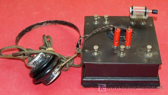 Radios de galena: RADIO DE GALENA - Foto 2 - 11610598