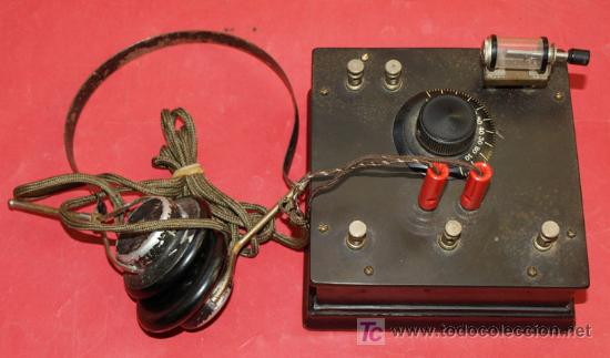 Radios de galena: RADIO DE GALENA - Foto 8 - 11610598
