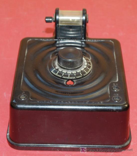 Radios de galena: RADIO GALENA - AS DE CORAZONES - DEL AÑO 1928 - Foto 3 - 11610804