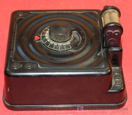 Radios de galena: RADIO GALENA - AS DE CORAZONES - DEL AÑO 1928 - Foto 5 - 11610804