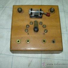 Radios de galena: GALEN SIN MARCA. Lote 36701869