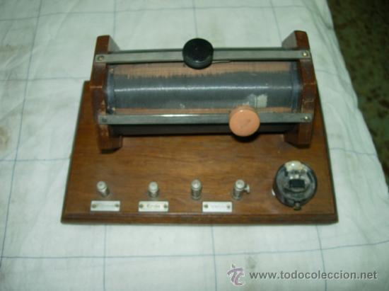 RADIO GALENA SIN MARCA (Radios, Gramófonos, Grabadoras y Otros - Radios de Galena)
