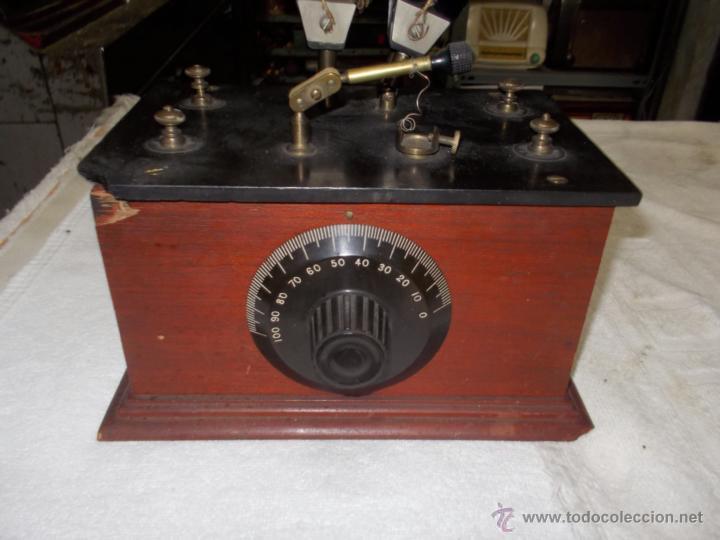 Radios de galena: Radio galena sin marca - Foto 2 - 41182619