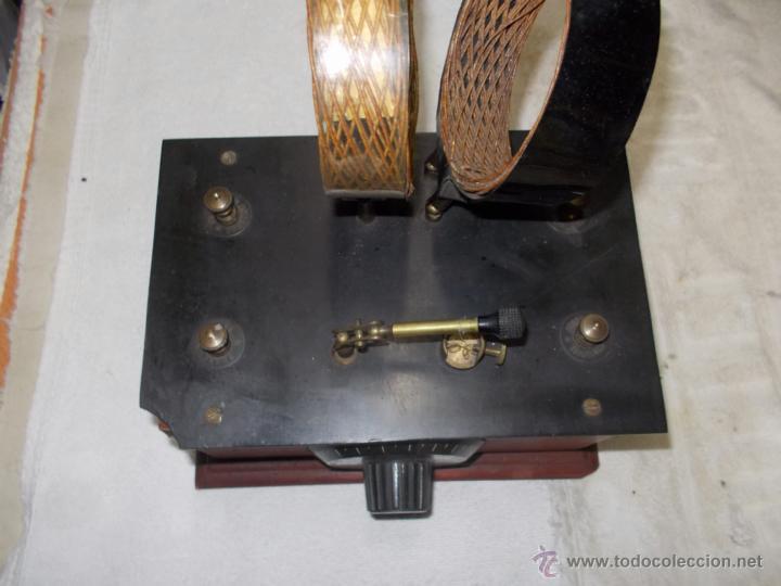 Radios de galena: Radio galena sin marca - Foto 3 - 41182619