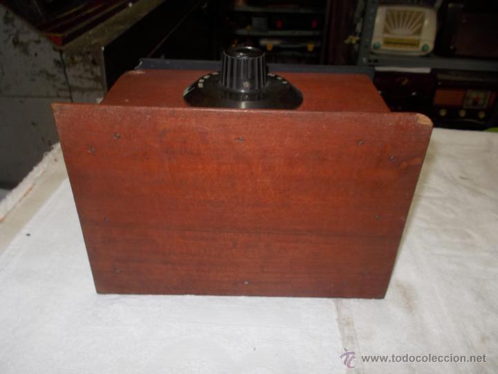 Radios de galena: Radio galena sin marca - Foto 9 - 41182619