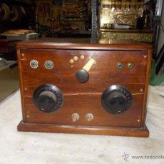 Radios de galena: RADIO GALENA. Lote 41456781