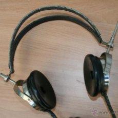 Radios de galena: AURICULARES PARA RADIOS DE GALENA N&K - 4000 OHMIOS, Y FUNCIONAN.. Lote 43070469