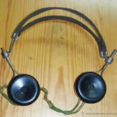Radios de galena: CASCOS - AURICULARES PARA RADIO DE GALENA O SIMILAR. Lote 46043427