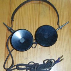 Radios de galena: CASCOS - AURICULARES PARA RADIO DE GALENA O SIMILAR. Lote 46043596
