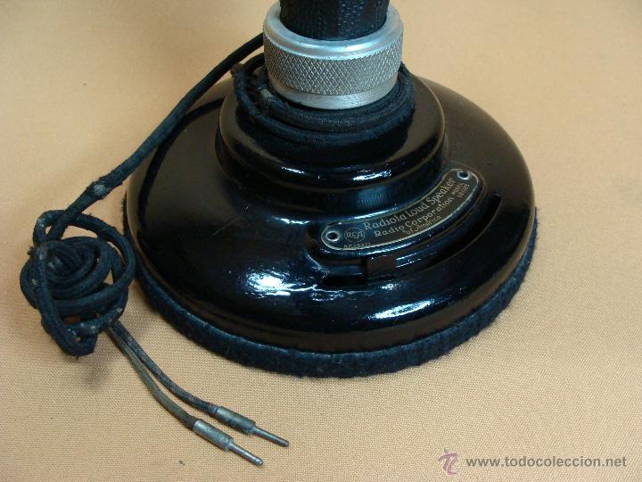 Radios de galena: Altoparlante Radiola UZ 1325 - Foto 10 - 46711901
