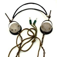 Radios de galena: AURICULARES DE BAQUELITA PARA RADIO DE GALENA - AÑOS 20 - 30. Lote 178673160